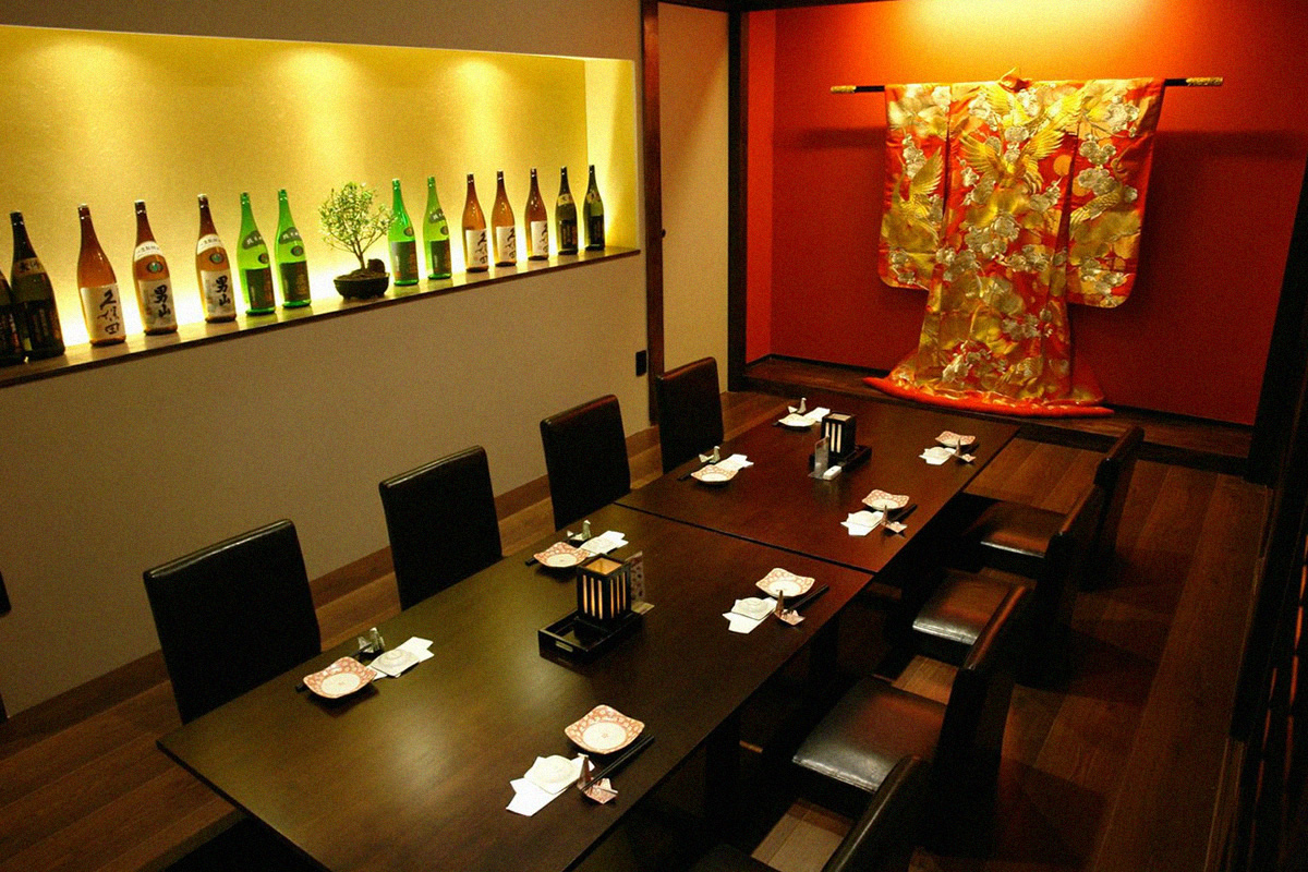 Gion japanese restaurant one of the best japanese for Asian cuisine restaurant